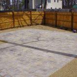 Masonry Courtyard